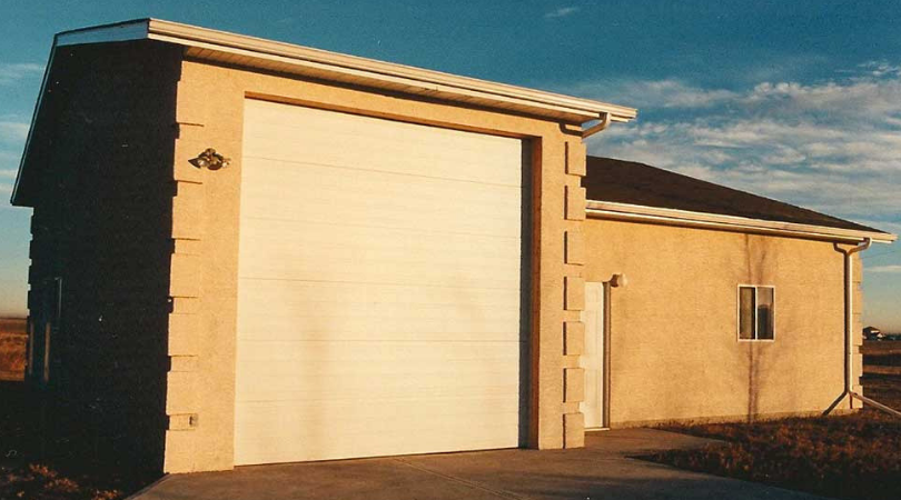 RV Calgary Garage Builders